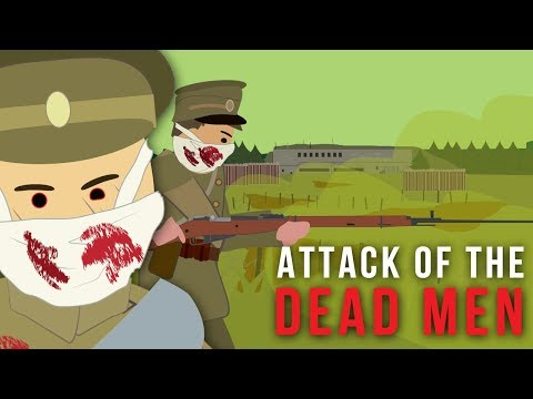 Attack of the Dead Men (Strange Stories)