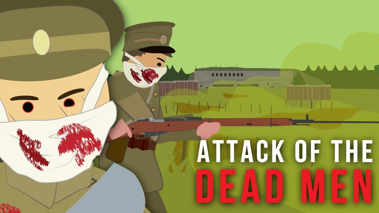 Attack of the dead: how Russian zombies turned the flight of German soldiers 94