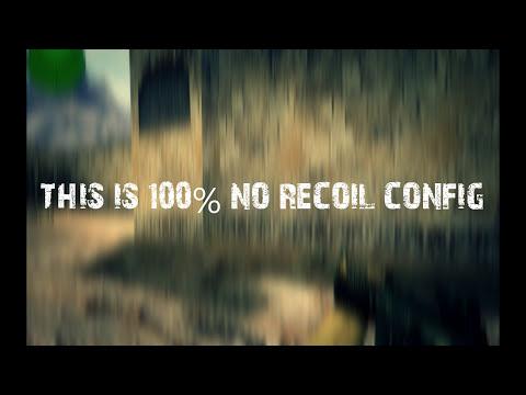 ♛ CS 1.6 NO RECOIL CONFIG DOWNLOAD 2013...