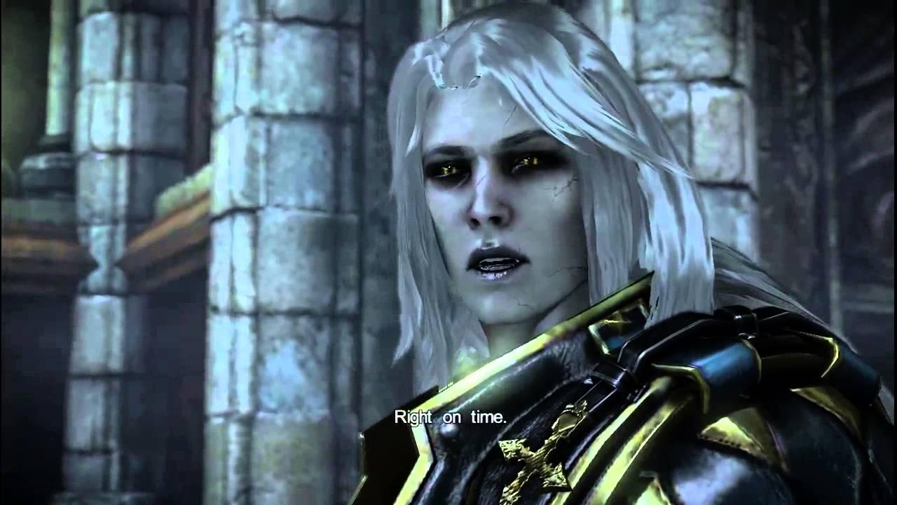 Alucard Revelations Dlc Castlevania Lords Of Shadow 2 Walkthrough