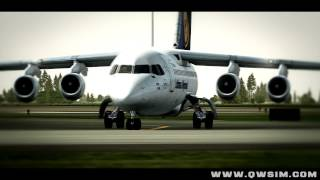 Official Quality Wings BAe 146 Ultimate Collection