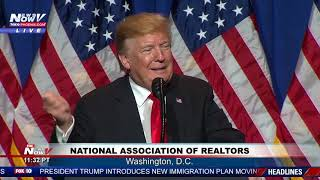 ART OF THE DEAL: President Trump Explains Multi Million Dollar Home Flip
