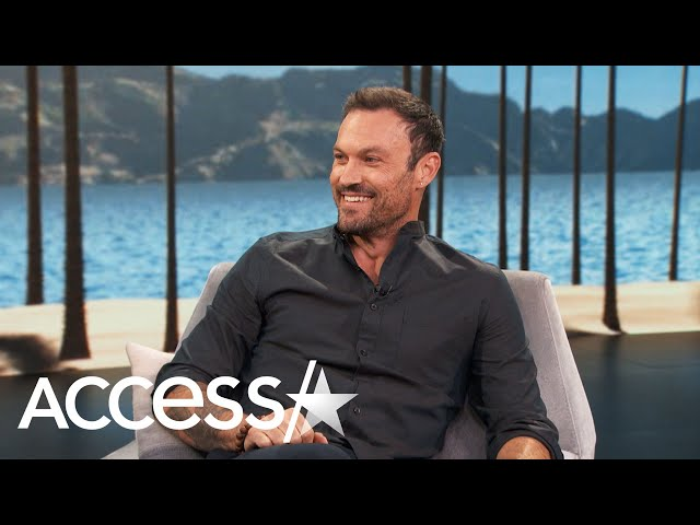 Brian Austin Green Reveals If He\'d Be Down For Another Season Of \'BH90210\'