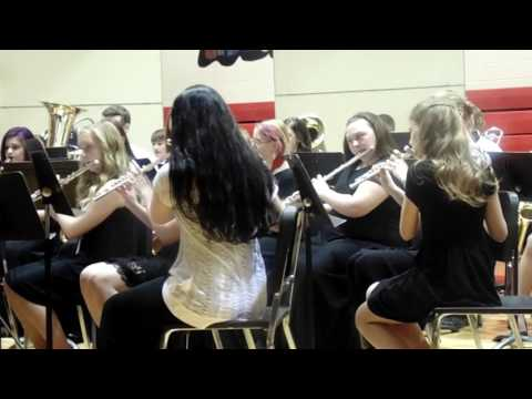 Carrington High School Conjoined Band Pops Concert
