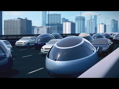 Future Cars Top 5 Autonomous Self Driving Pods Amazing