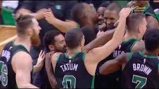 Celtics Ball Movement 17/18