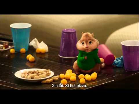 Alvin & The Chipmunks: Sóc chuột du hí - Trò chuyện với Redfoo