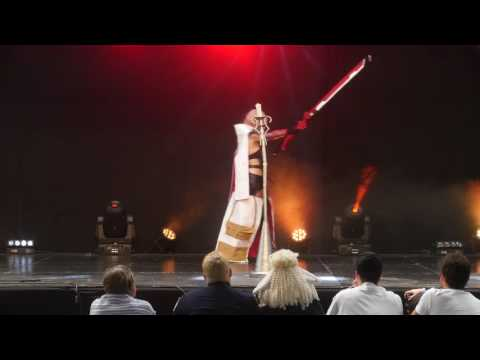 related image - Festival Mangalaxy 2016 - Concours Cosplay Dimanche - 07 - Final Fantasy 13 - Lightning