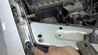 ВИДЕО УРОК Volkswagen Amarok снятие фары