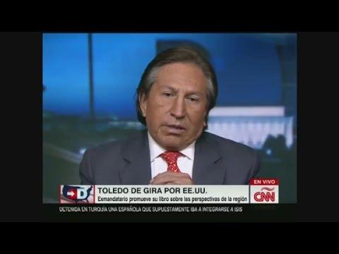 """Alejandro Toledo: """"La Sociedad Compartida"""""""