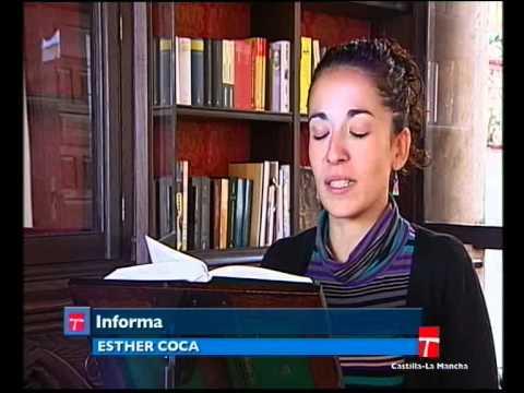Reportaje Cesar Egido en el Museo de la Palabra CLM