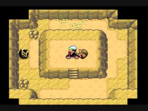 how to find mirage island in pokemon emerald