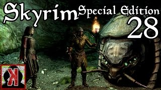 TESV Skyrim Special Edition - Прикосновение к небу. Прохождение #28