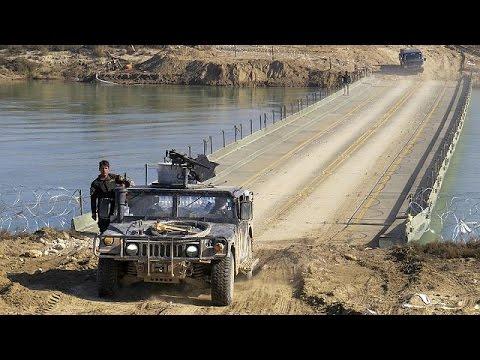 Армия Ирака вошла в...