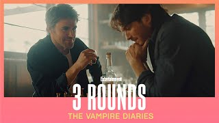 Three Rounds With 'Vampire Diaries' costars Paul Wesley and Ian Somerhalder | Entertainment Weekly
