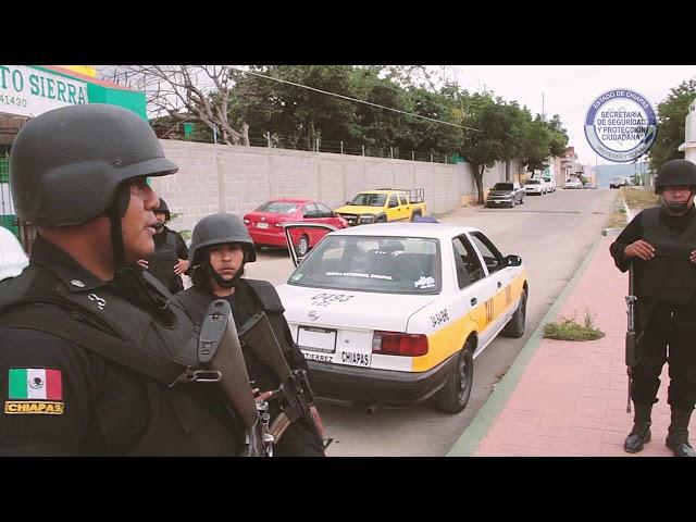 VIDEO ENTREGA DE UNIFORME ACALA Y CHIAPA