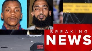 Dramatic ARREST Of Nipsey Hussle Suspect Eric Holder Caught On Video!!