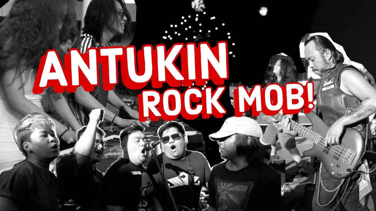 Rock Mob QC - Antukin (Rico Blanco cover)