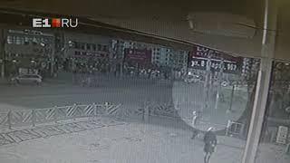Видео смертельной аварии у Автовокзала: Chevrolet даже не притормозил перед тем, как развернуться