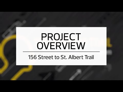 Overview: Yellowhead Trail, 156 Street to St. Albert Trail