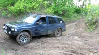 Opel FRONTERA и PATRIOT