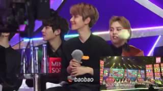 Video 170114 EXO Baekhyun reaction to I.O.I Very Very Very(너무 너무 너무) + Dream Girls @ GDA 2017 download MP3, 3GP, MP4, WEBM, AVI, FLV Januari 2018