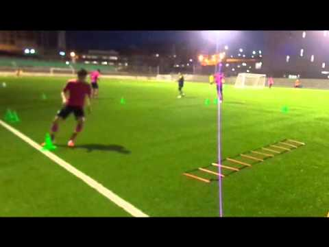 EXPLOSIVE STRENGTH – POWER ENDURANCE CIRCUIT FOOTBALL/ SOCCE