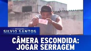 Câmera Escondida (04/12/16) - Jogar Serragem