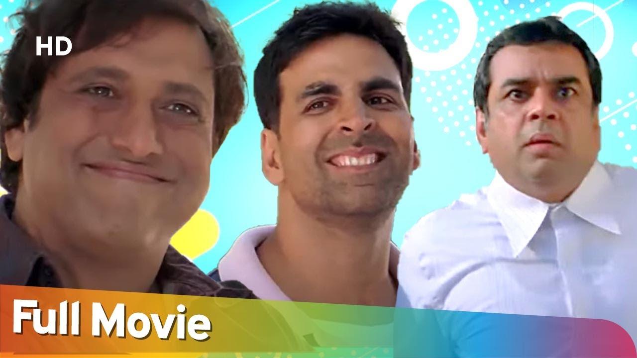 Download अक्षय कुमार सुपरहिट कॉमेडी मूवी | Blockbuster Govinda - Paresh Rawal -  Rajpal Yadav | Bhagam Bhag