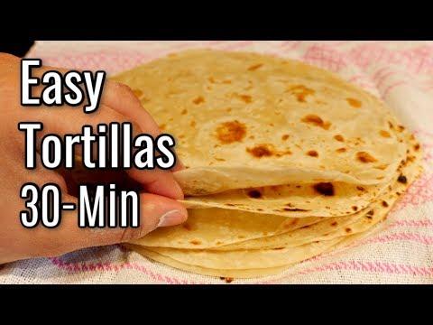 flour-tortillas-recipe-in-30-minutes-|-light-soft-flour-tortrillas
