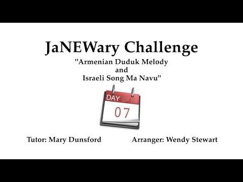 JaNEWary Challenge Day 7 - Playalong Video