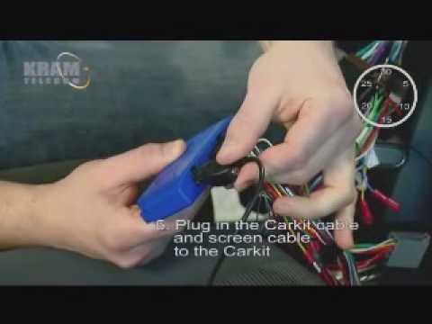 Parrot Ck3200 Wiring Diagram For Light Installation Small Wmv Youtube