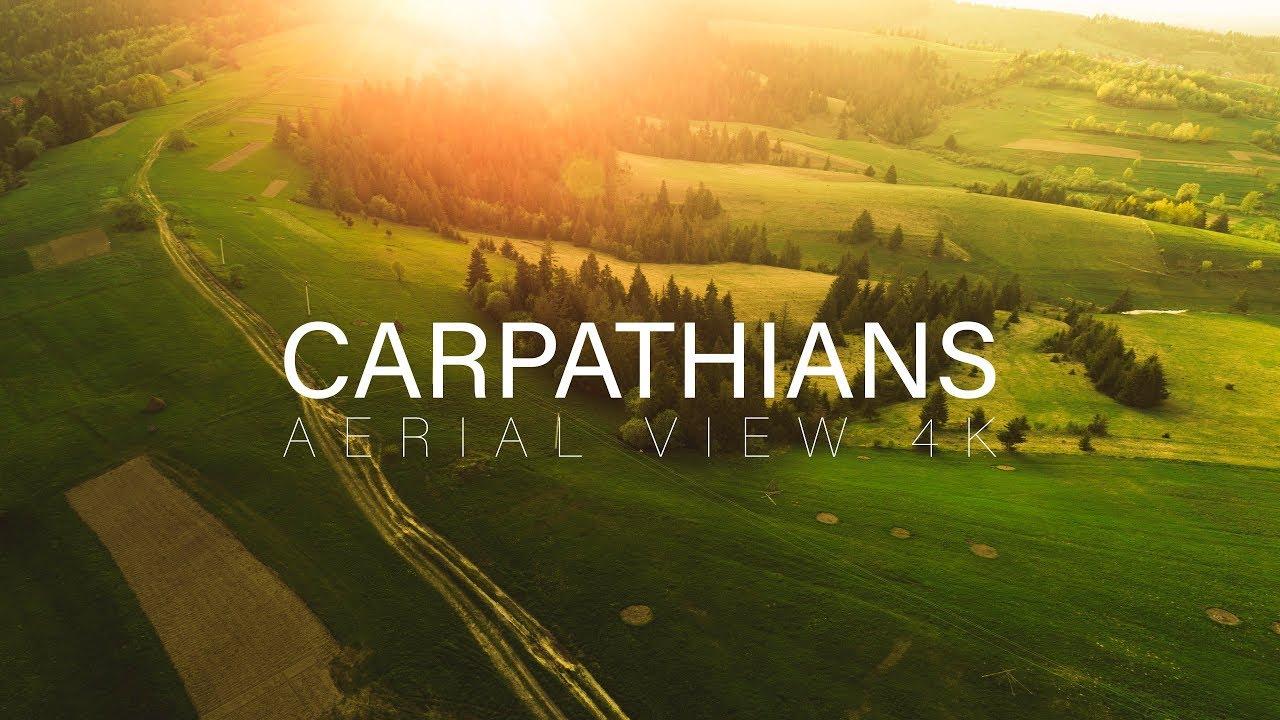 Carpathian Mountains   UKRAINE