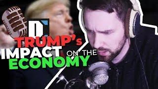 Trump's Impact on the Economy - Destiny Debates thumbnail