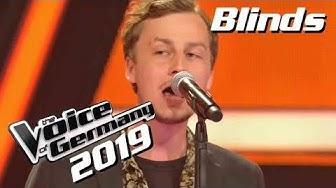 Fynn Kliemann - Zuhause (Jakob Rauno)   The Voice of Germany 2019   Blinds