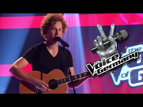 Set Fire To The Rain– Michael Schulte | The Voice of Germany 2011 | Blind Audition Cover