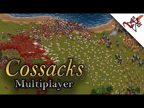 Cossacks: Back to War - 1vs1 CRUSH ME | Multiplayer Gameplay