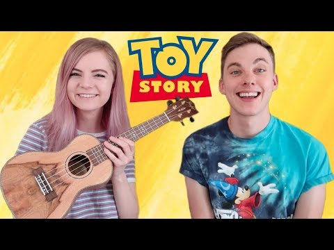 You've Got A Friend In Me - Toy Story ft. Jon Cozart (cover)