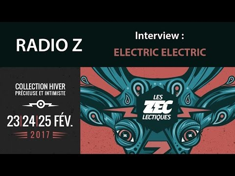 RADIO Z ITW ELECTRIC ELECTRIC