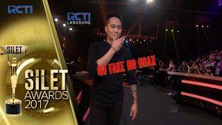 Heboh Aksi Demian Di Tanam Di Pasir | Silet Awards 2017