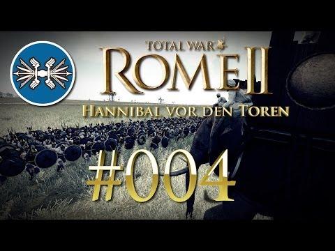 Total War: Rome II - Hannibal vor den Toren [Syrakus] #004 Krieg gegen Libyen