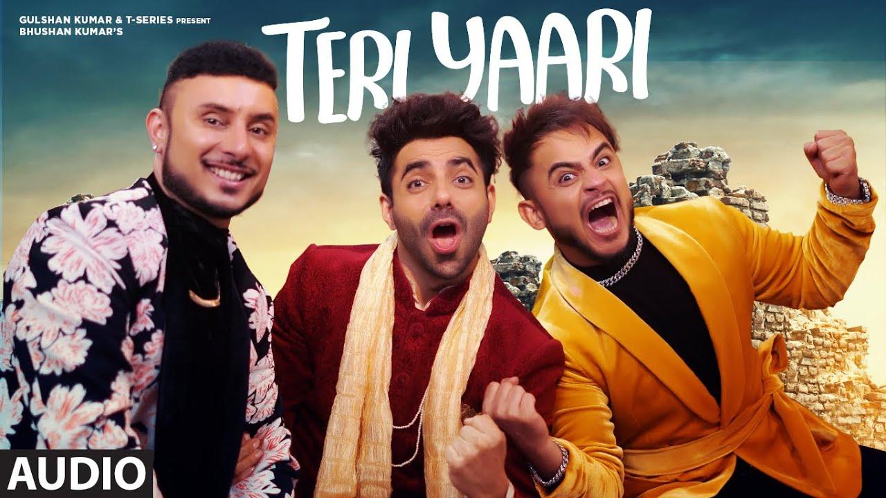 Teri Yaari Audio | Millind Gaba, Aparshakti Khurana, King Kaazi | Bhushan Kumar | New Song 2020