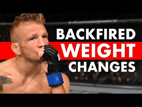 10 Weight Class Changes That Backfired