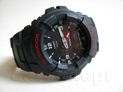Casio G-SHOCK G-100-1BV