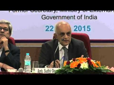 Pune International Centre: Lecture by Amb. Sudhir Devare 'Art and Science of Policy Making' (Part 3)