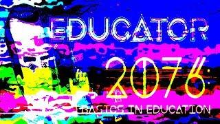 БАЛДИ ИЗ БУДУЩЕГО ► Educator 2076 Basics in Education