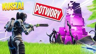 *POTWORY, REWOLWER i KUSZA*! TESTUJEMY NOWOŚCI! | Fortnite - Battle Royale
