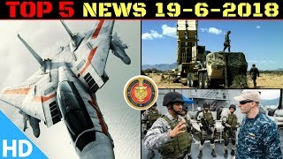 Indian Defence Updates : US offers PAC-3,Tejas MK2 Scale Model,Assumption Base,ISRO Clears GSAT-11