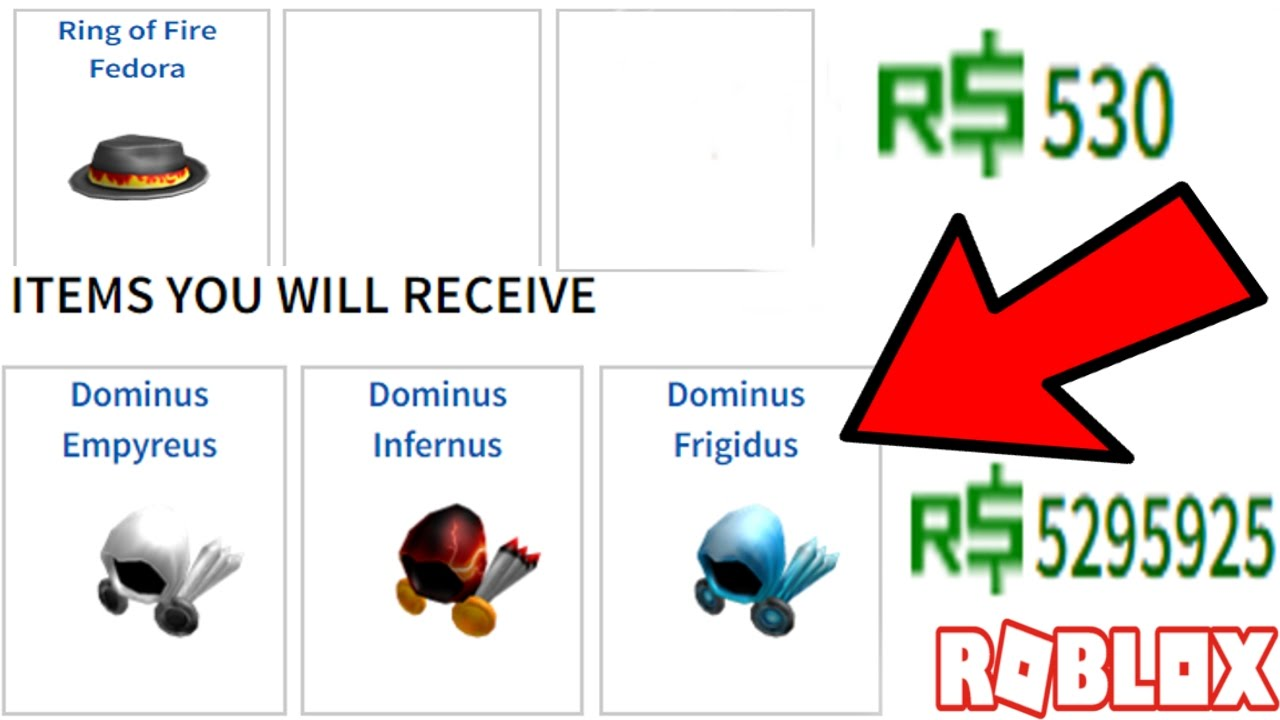 Making The Best Trades Ever In Roblox