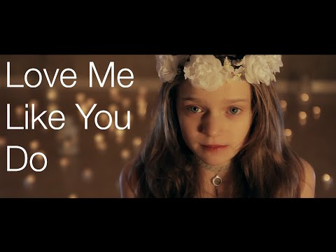 Ellie Goulding - Love Me Like You Do - Cover by 12 Year Old Sapphire